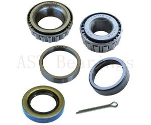 AST 22214CW33 spherical roller bearings