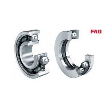 70 mm x 125 mm x 24 mm  FAG HCB7214-E-2RSD-T-P4S angular contact ball bearings