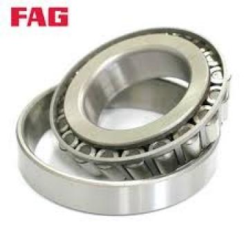 75 mm x 130 mm x 25 mm  FAG QJ215-TVP angular contact ball bearings