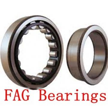 170 mm x 360 mm x 120 mm  FAG 22334-A-MA-T41A spherical roller bearings