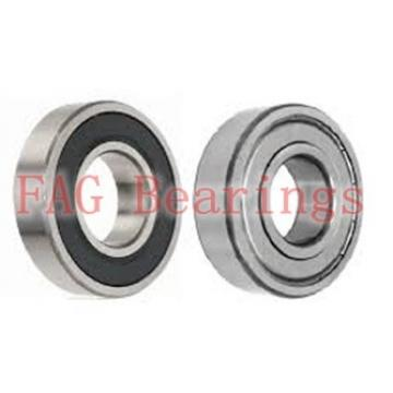 45 mm x 75 mm x 16 mm  FAG NU1009-M1 cylindrical roller bearings