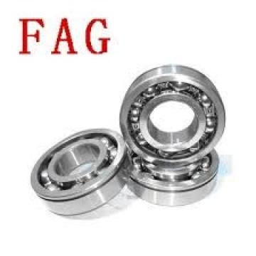 80 mm x 170 mm x 39 mm  FAG 7316-B-JP angular contact ball bearings
