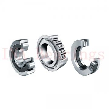 35 mm x 39 mm x 26 mm  INA EGF35260-E40-B plain bearings