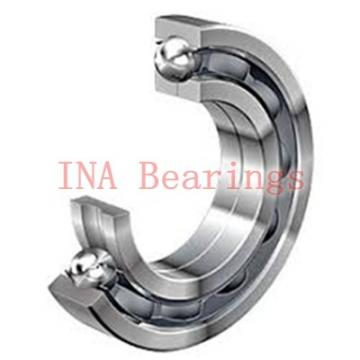 6 mm x 16 mm x 9 mm  INA GAKFL 6 PW plain bearings