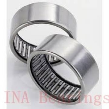 35 mm x 62 mm x 36 mm  INA SL185007 cylindrical roller bearings
