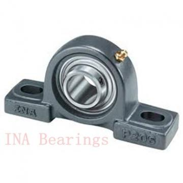 180 mm x 250 mm x 101 mm  INA SL11 936 cylindrical roller bearings