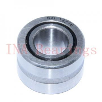 INA XU 08 0264 thrust roller bearings