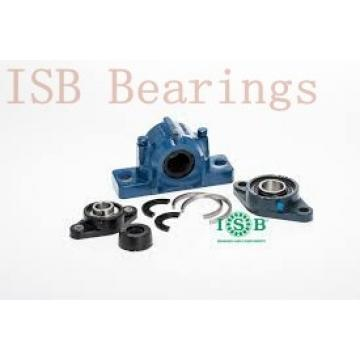 75 mm x 115 mm x 20 mm  ISB 6015-ZZ deep groove ball bearings