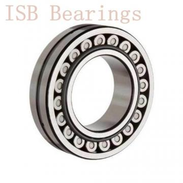55 mm x 100 mm x 21 mm  ISB 6211-2RS deep groove ball bearings