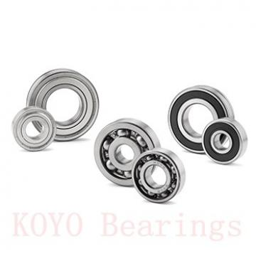 40 mm x 68 mm x 15 mm  KOYO 7008CPA angular contact ball bearings