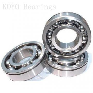 50 mm x 90 mm x 23 mm  KOYO 22210RHRK spherical roller bearings