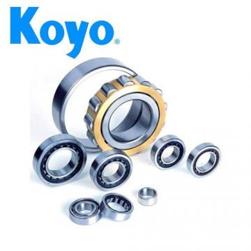 280 mm x 500 mm x 80 mm  KOYO NJ256 cylindrical roller bearings
