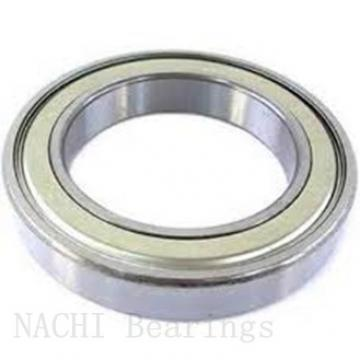 55 mm x 100 mm x 21 mm  NACHI 7211CDB angular contact ball bearings