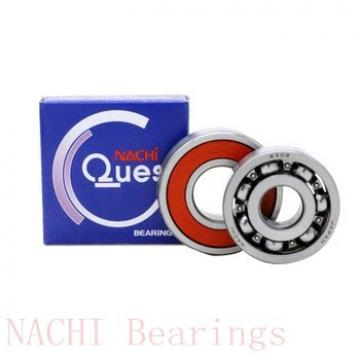 90 mm x 190 mm x 43 mm  NACHI 21318AXK cylindrical roller bearings