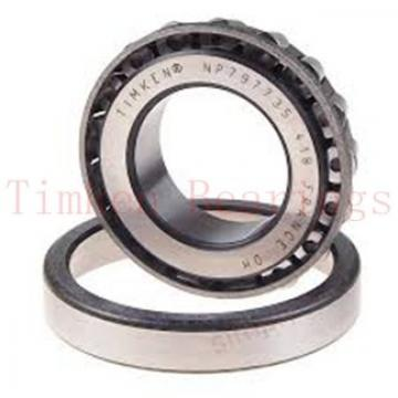 190,5 mm x 428,625 mm x 95,25 mm  Timken EE350750/351687 tapered roller bearings