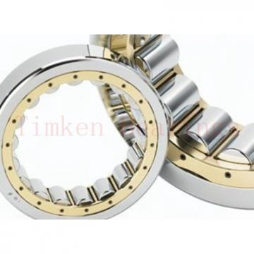 90 mm x 225 mm x 54 mm  Timken 7418PW angular contact ball bearings