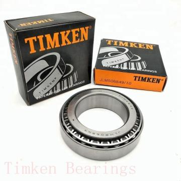 36,512 mm x 76,2 mm x 28,575 mm  Timken 31597/31521 tapered roller bearings